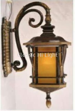 W0264 OUT DOOR WALL LIGHT