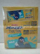 Mamee Monster Thin Thin Milk (22gm x12pkt)