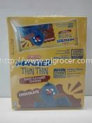 Mamee Monster Thin Thin Chocolate (22gm x12pkt)