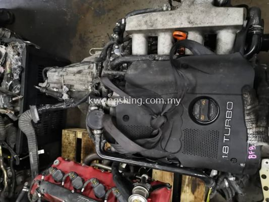 Audi A4 B7 1.8T Engine & Gear Box