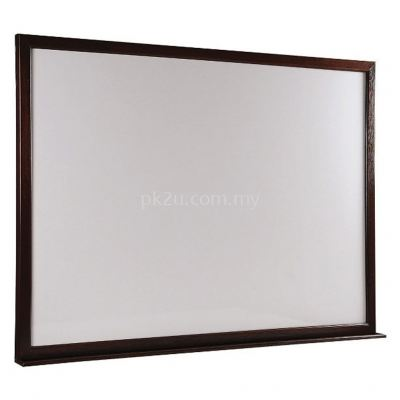 Whiteboard �C Wooden Frame