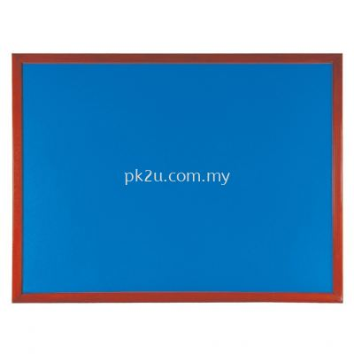Notice Board �C Wooden frame