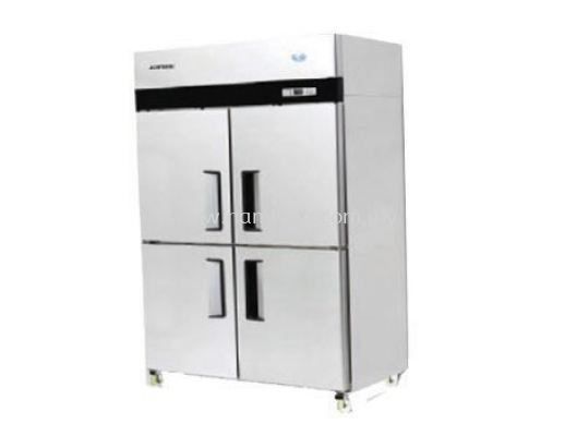 4 Door Upright Fridge