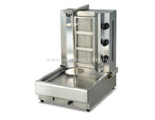 D38 Gas Doner Kebab Machine