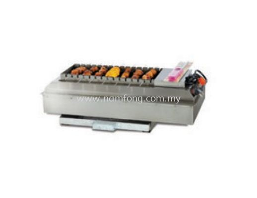D46 Gas Conveyer Barbecue Oven