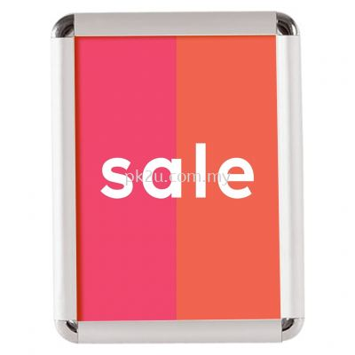 Wall Mounted Poster Slim Frame