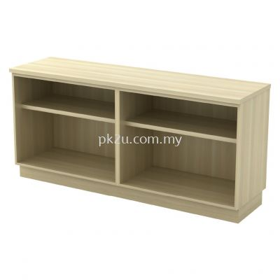 SC-YOO-7180 - Dual Open Shelf Cabinet