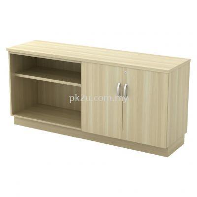 SC-YOD-7180 - Open Shelf + Swinging Door