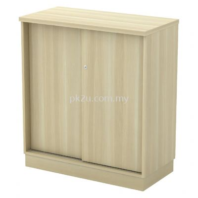 V1-SC-YS-9 - Sliding Door Low Cabinet (910mm Height)