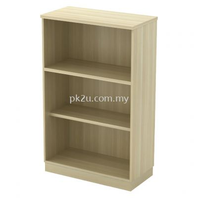 V1-SC-YO-13 - Open Shelf Medium Cabinet (1310mm Height)