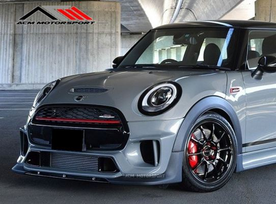 Mini Cooper S F56 garbino bodykit
