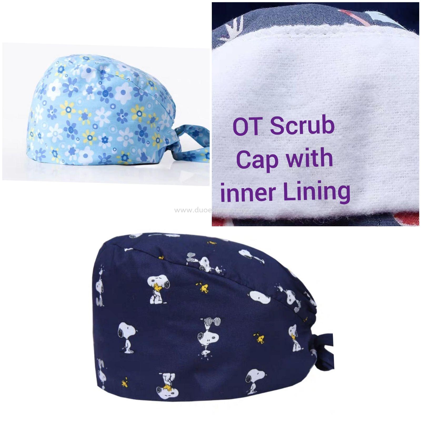 OT Scrub Cap