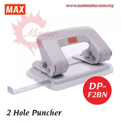 2 Hole Puncher (Max DP-F2BN)