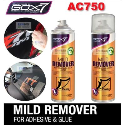 AC750 MILD REMOVER FOR ADHESIVE & GLUE 500ML