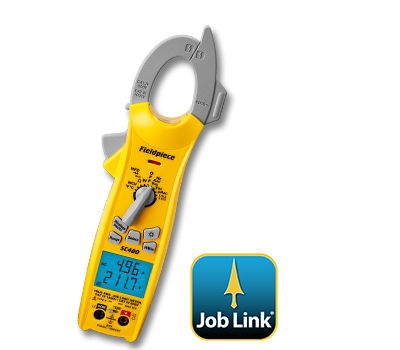 SC480 Wireless Power Clamp Meter