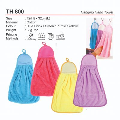 TF800 Hanging Hand Towel