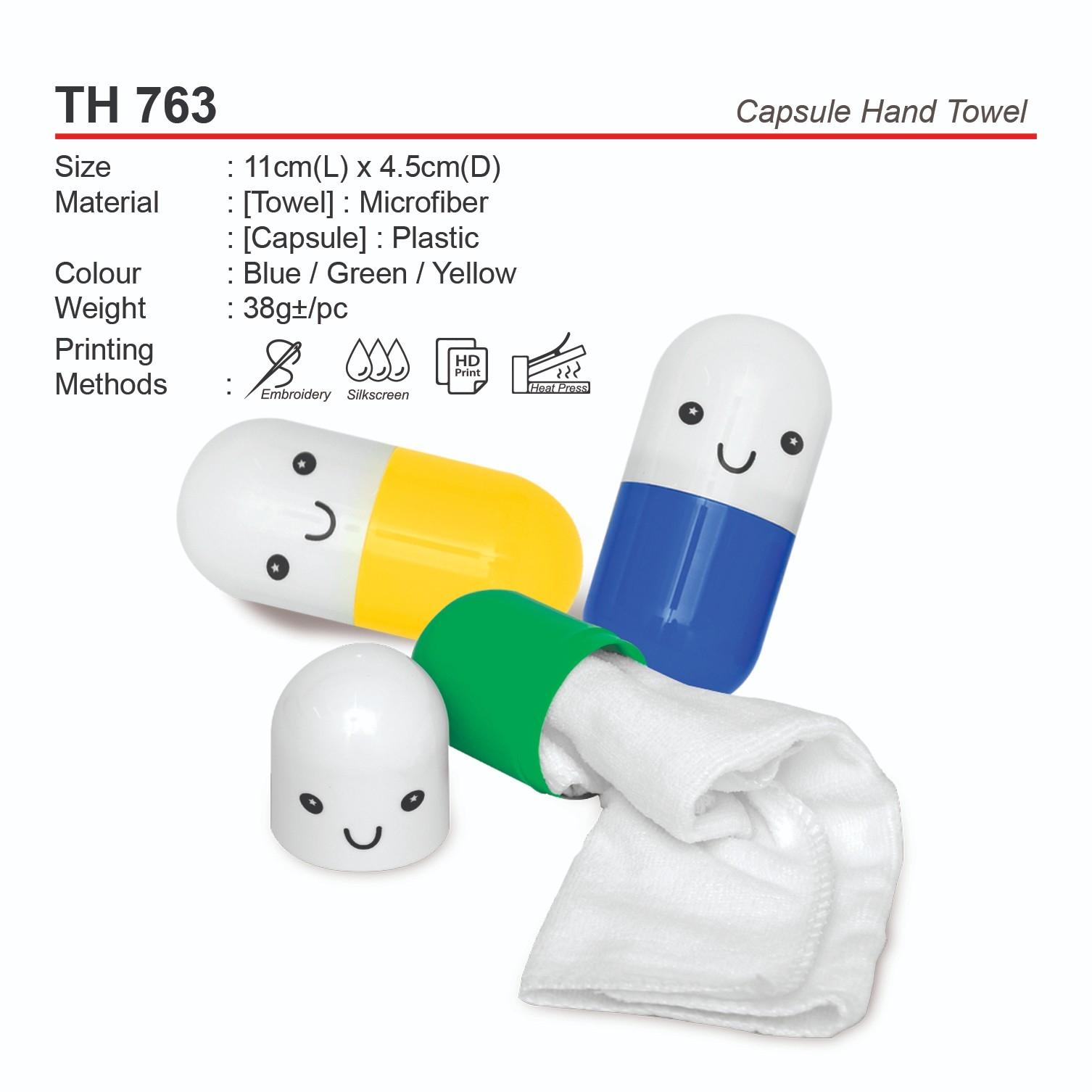 TH763  Capsule Hand Towel