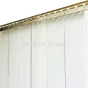 DIY PVC Door Curtain