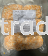 OTS-036 Frozen Salmon Fry 50gm (HALAL)  Ready To Use Products