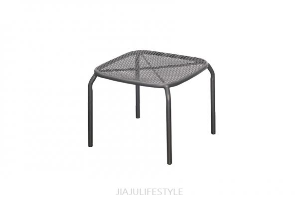 Outdoor Lounge Table - Cool Grey