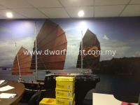 Wall Sticker Deco for Office