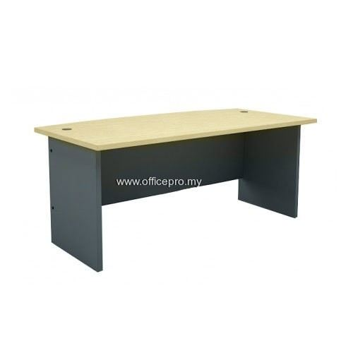 IPGMB-180A 6FT CURVE-FRONT EXECUTIVE TABLE