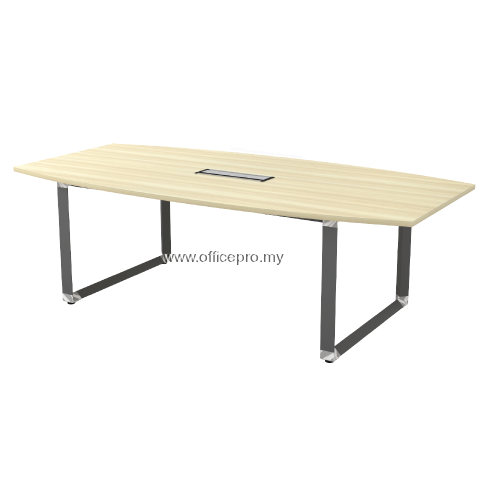 IPOBB BOAT SHAPE CONFERENCE TABLE