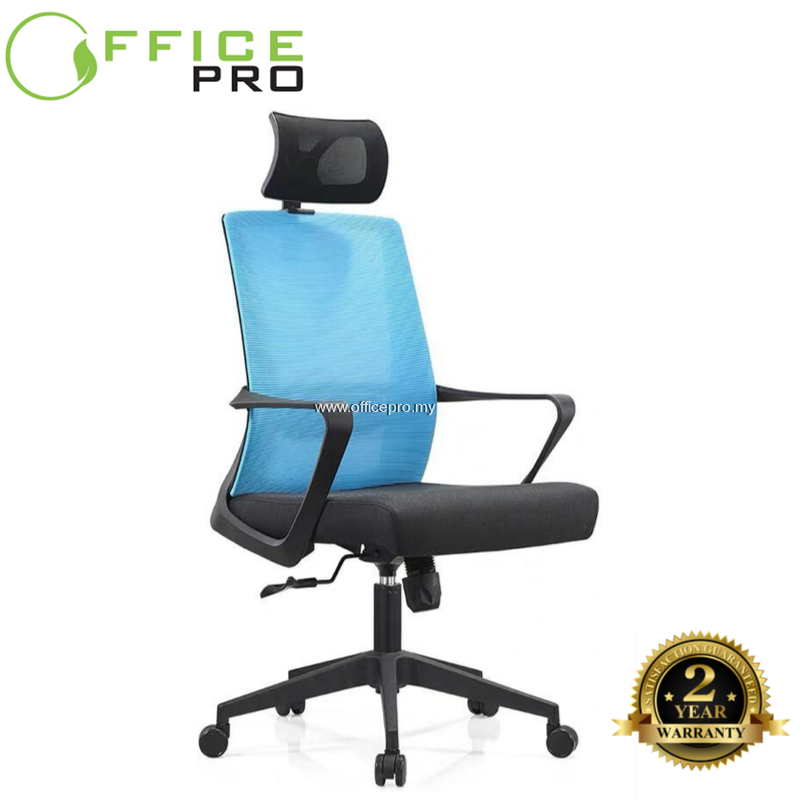 IP-M18/HB ACCURATE HIGHBACK CHAIR