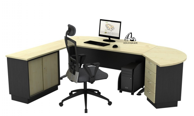 HOL-TMB180A EXECUTIVE TABLE