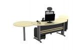 HOL-TMB33 EXECUTIVE TABLE Executive Series Office Working Table Office Furniture