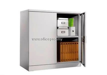 IPS-112 HALF HEIGHT STEEL CUPBOARD WITH STEEL SWINGING DOOR