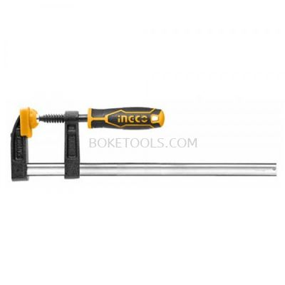 (AVAILABLE IN PIONEER BRANCH) INGCO HFC020501 F Clamp with Plastic Handle