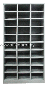 IPSCM-04 30 PIGEON HOLE CABINET