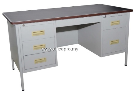 IPS-103 - 5' DOUBLE PEDESTAL DESK