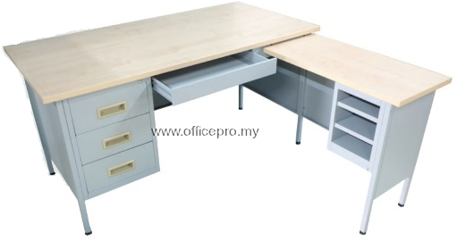 IPS-101 5' L SHAPE DESK