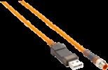 DSL-8U04G Plug connectors and cables SICK
