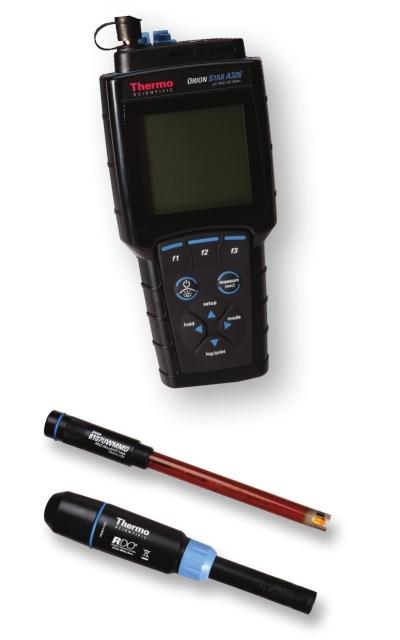 Orion STAR A326 Premium pH/RDO/Dissolved Oxygen Portable Multiparameter Meter