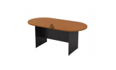 HOL-GO18 OVAL CONFERENCE TABLE Conference Table Office Working Table Office Furniture