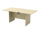 HOL-EXV18 RECTANGULAR CONFERENCE TABLE Conference Table Office Working Table Office Furniture