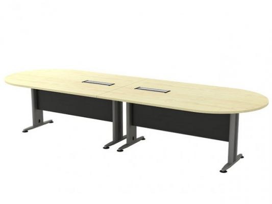 HOL-TIB36 OVAL CONFERENCE TABLE