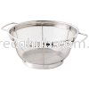 SS MESH COLANDER BAKING TOOLS AND ACCESSORIES BAKEWARE
