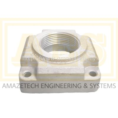 Inlet Cover (Top) RA 0100