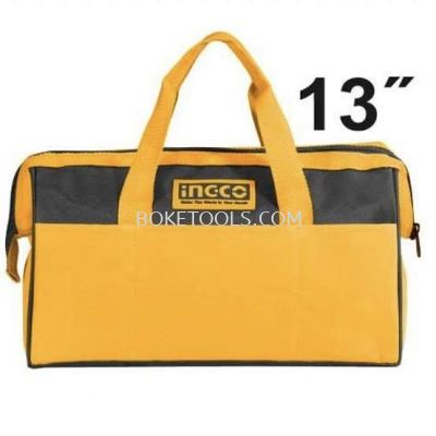 (AVAILABLE IN PIONEER BRANCH) INGCO HTBG28131 Tool Bag 13 inches
