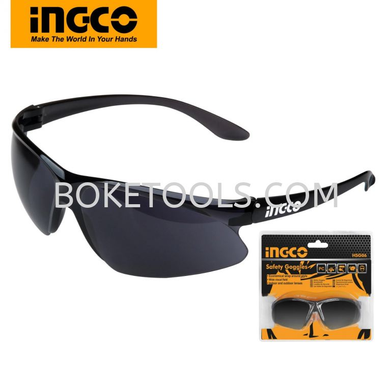 INGCO HSG06 Safety Goggles  SAFETY GOGGLES SAFETY PRODUCTS POWER TOOLS - INGCO