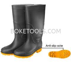 (AVAILABLE IN PIONEER BRANCH) INGCO SSH092LYB.41 Safety Rain Boot RAIN BOOTS SAFETY PRODUCTS POWER TOOLS - INGCO
