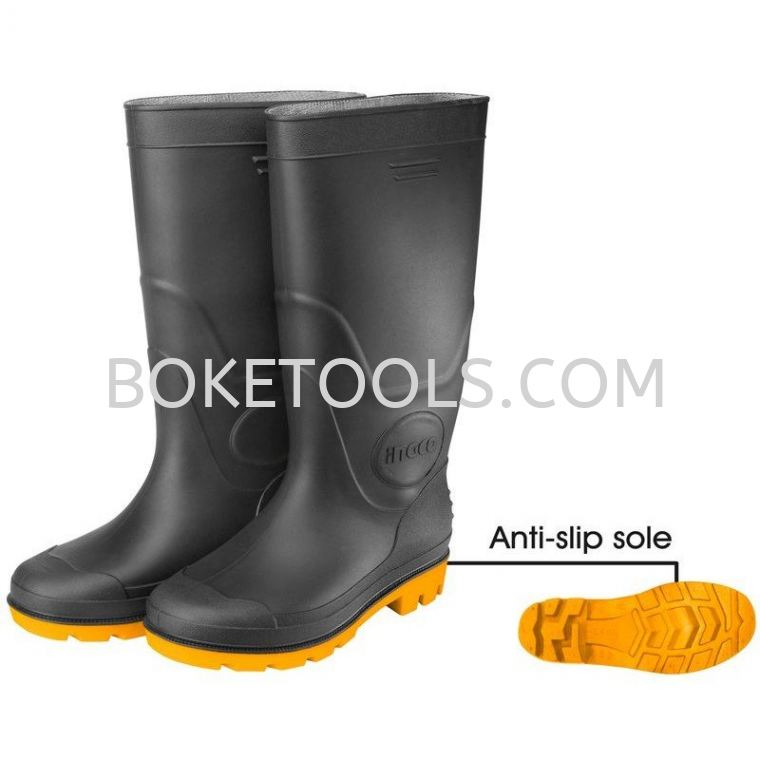 INGCO SSH092LYB.42 Safety Rain Boot RAIN BOOTS SAFETY PRODUCTS POWER TOOLS - INGCO