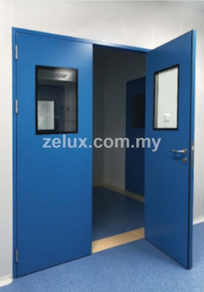 ZS Series Cleanroom Door