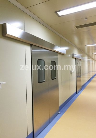 ZSS Series Cleanroom Door