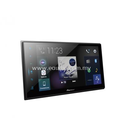 """Pioneer DMH-ZS8250BT In-Dash Non-DIN Multimedia AV Receiver with 8"""" WVGA Touchscreen Display, Apple CarPlay, Android Auto, WebLink, Built-in Bluetooth and Full HD Video Playback from USB Device"""