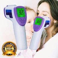Caretech CT400 IT None Contact Thermometer